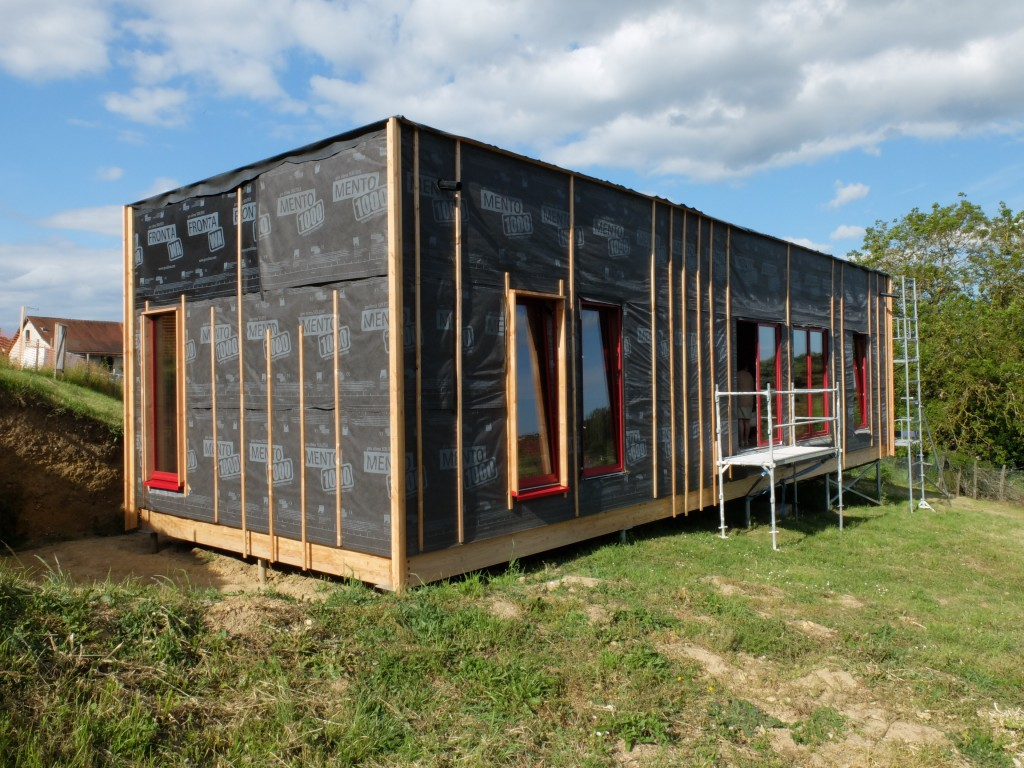 Module maison bois ventana blog for Module maison bois